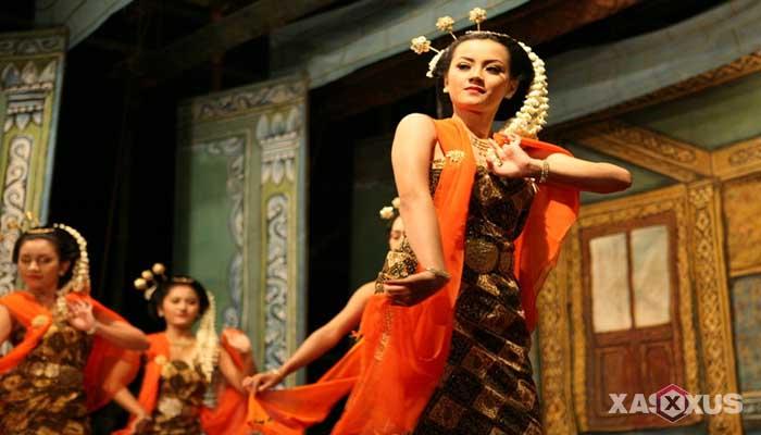 Gambar Tari Tayub, Tarian Tradisional Jawa Tengah