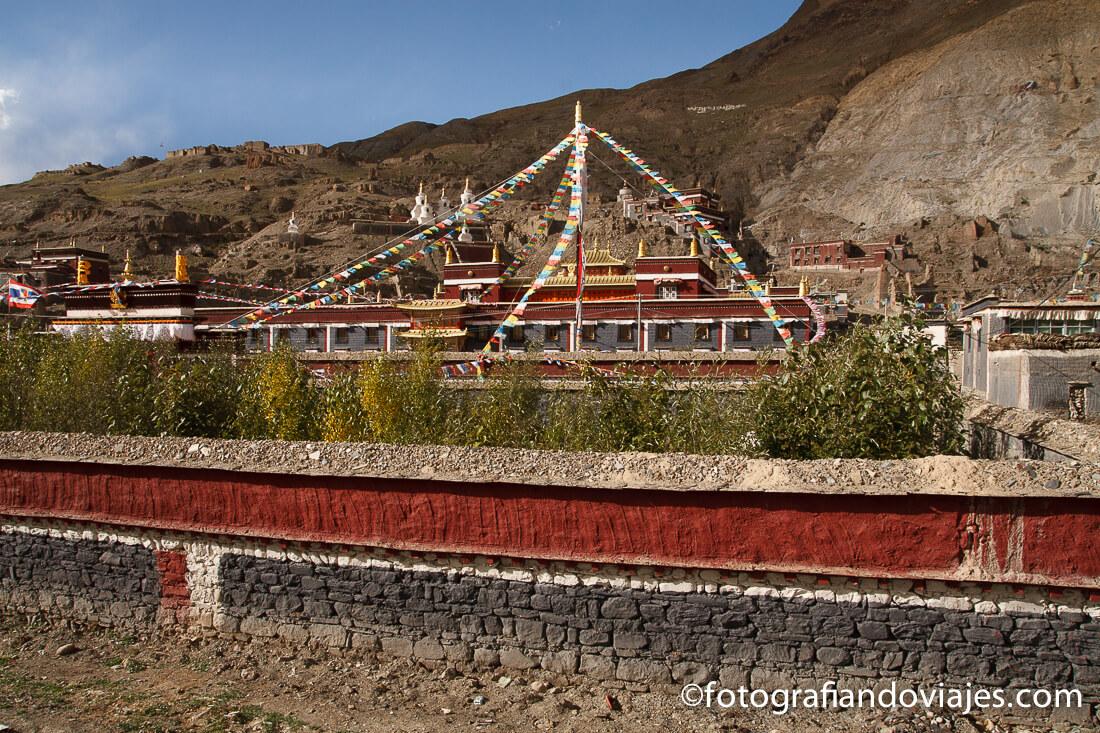 Monasterio nuevo de Sakya, Tibet