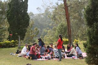 Retreat Nongko Jajar 2011 - GPIB SHALOM