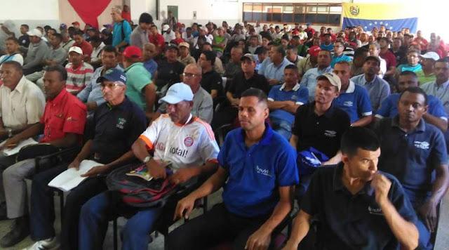 Se Amplia Coordinación Regional de los CPTT y se Elige Coordinador Productivo (#Carabobo)