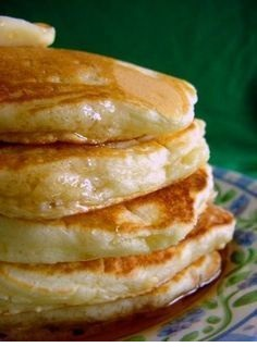 Pete's Scratch Pancakes