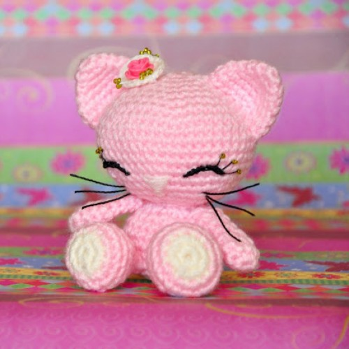Soft Kitty - Free Pattern