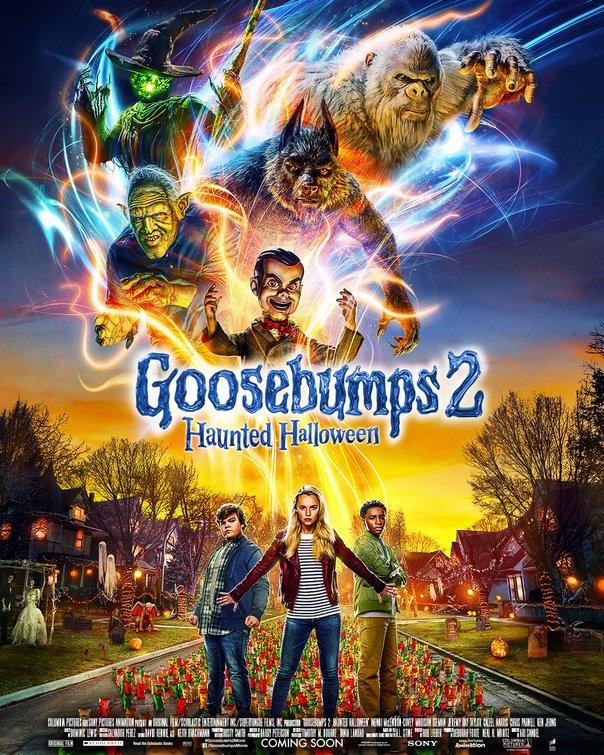 Goosebumps 2 Haunted Halloween 2018 Full Movie Download Dual