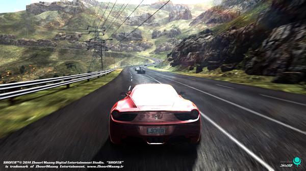 SHOFER Race Driver PC Full Version Screenshot 1