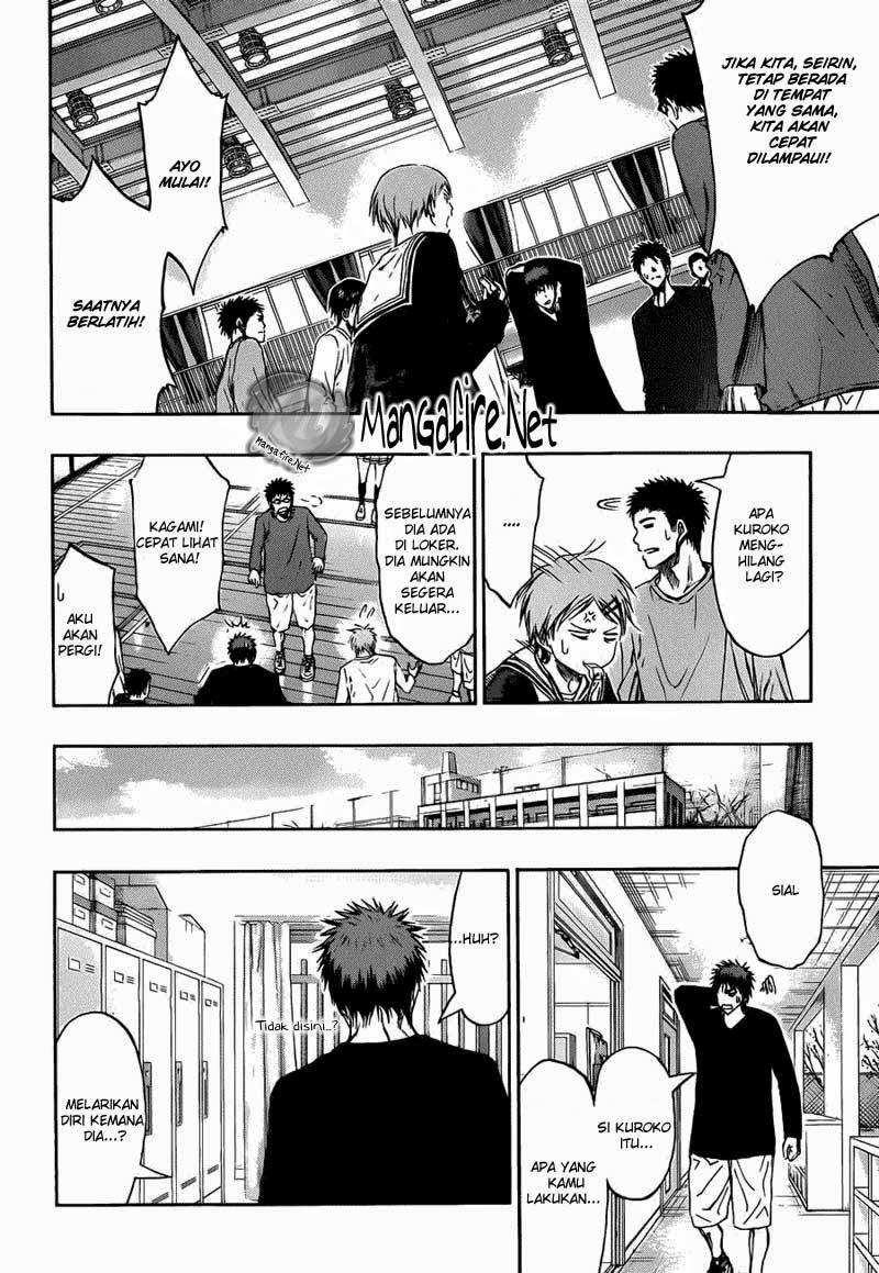 Kuroko no Basket Chapter 275 - Selamanya Mangafire.Net