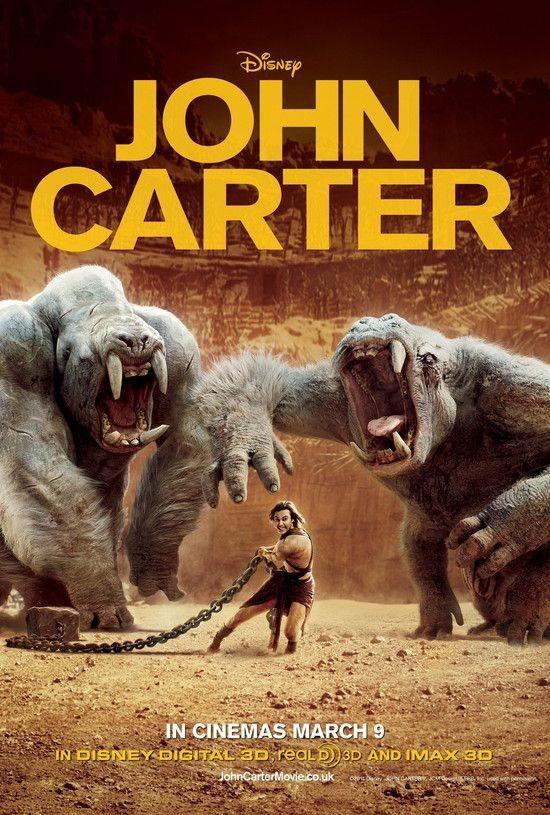 Nonton Film John Carter (2012)