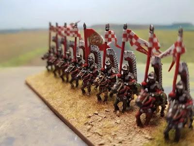 1st place: Polish Hussars