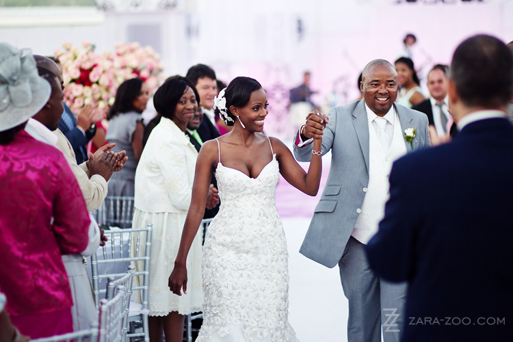 Fashion Magazine Wedding Inspiration South African Of Mikki And Nwabisa