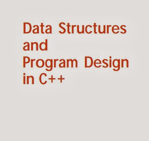 Data Structures and Program Design in C++ pdf