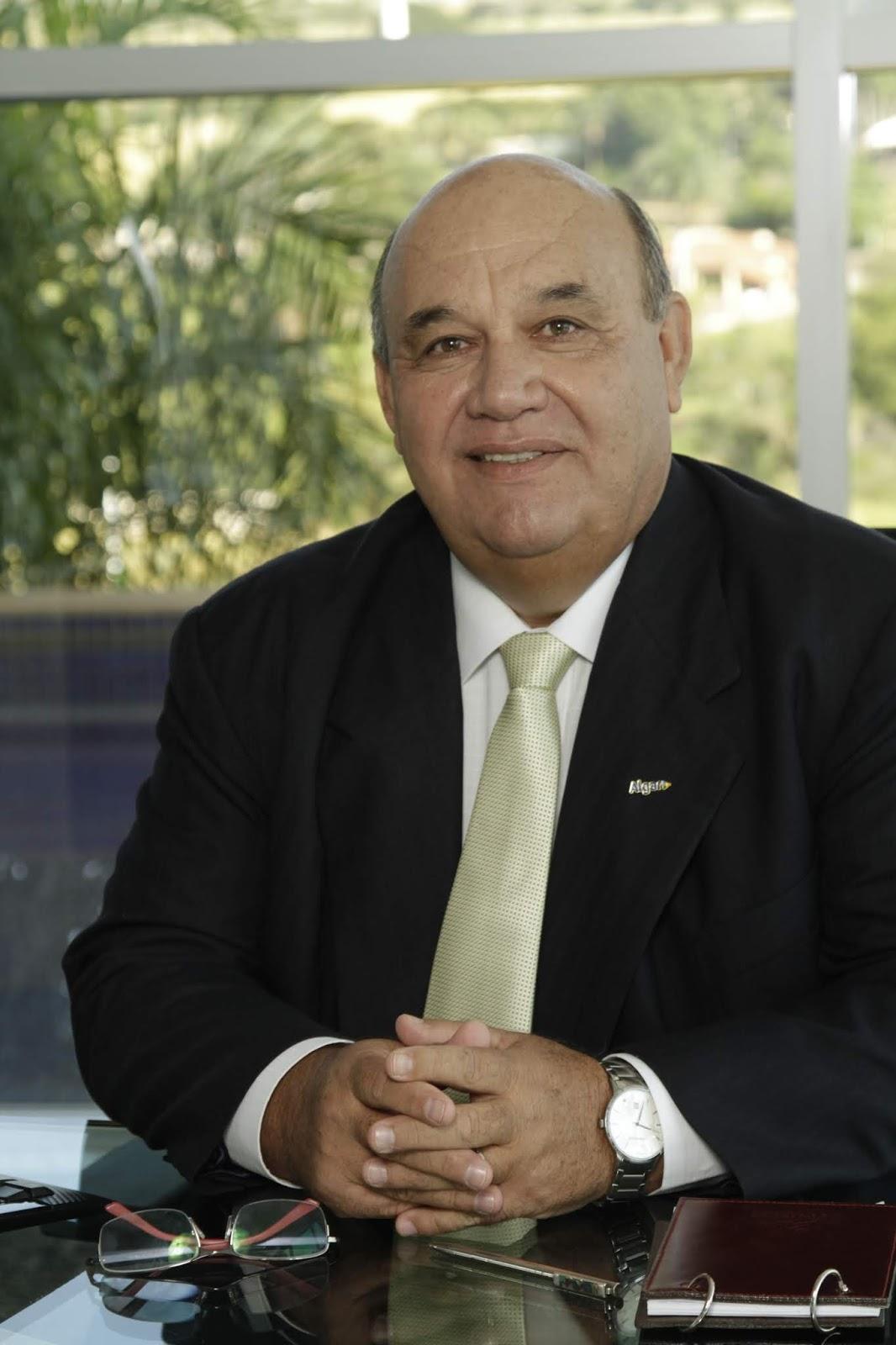 Grupo Algar anuncia novo CEO - Não Perde Não 04a734f18c60c