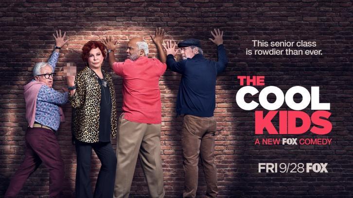 The Cool Kids - Promos, Cast Promotional Photos, Featurettes + Key Art