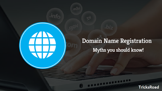 Domain Name Registration Myths