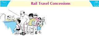 Rail Travel Concession for disabled passengers revised