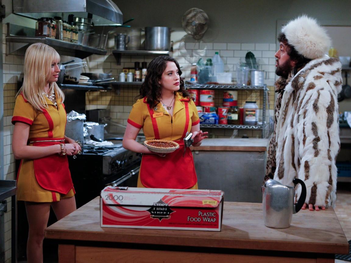 2 Broke Girls - Season 1 Episode 11: And the Reality Check