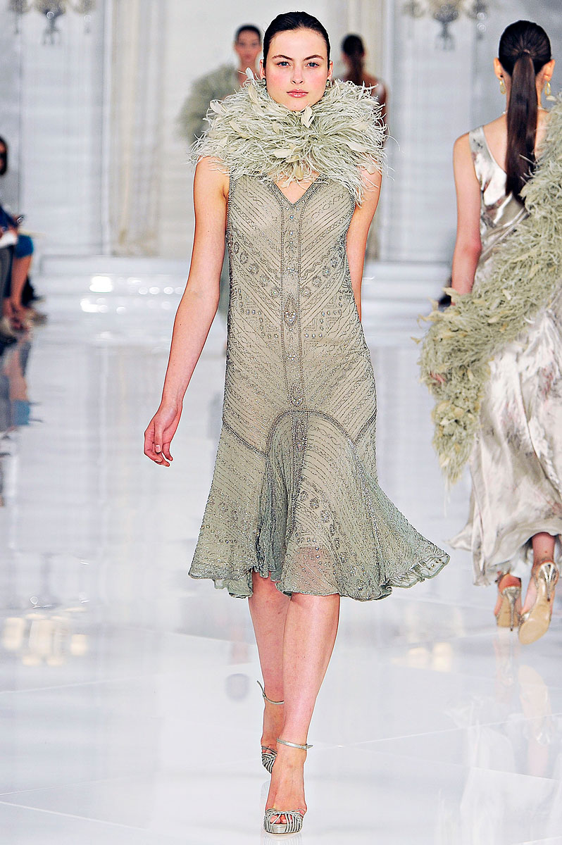 Retro Therapy Ralph Lauren Spring Tribute To The 1920s