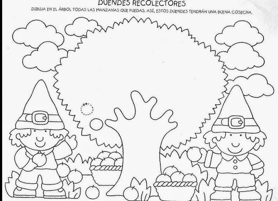 Maestra de primaria 46 fichas b sicas y variadas para for Jardinero en ingles
