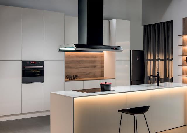 bucatarie moderna Hansa BOES696010 | Noua gama de cuptoare electrice Hansa