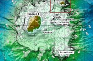 Camini vulcanici fondali isola Panarea