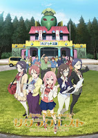 Review Anime: Sakura Quest