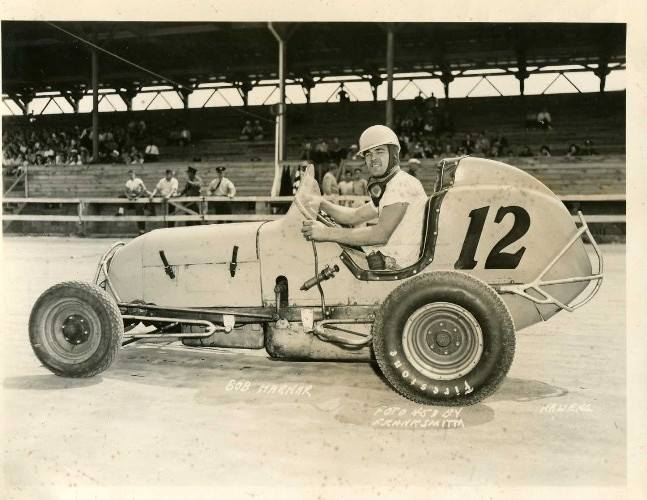 1946 car indiana midget race was specially