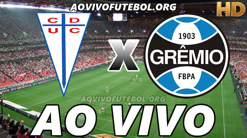 Universidad Católica x Grêmio Ao Vivo na TV HD