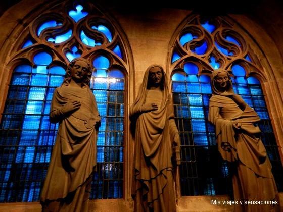 Catedral de Friburgo, Selva Negra (Alemania)