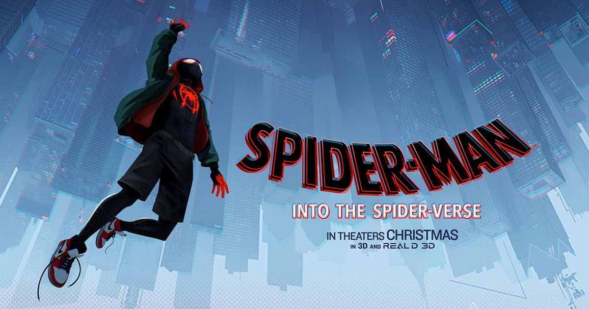 Film Spider-Man: Into the Spider-Verse