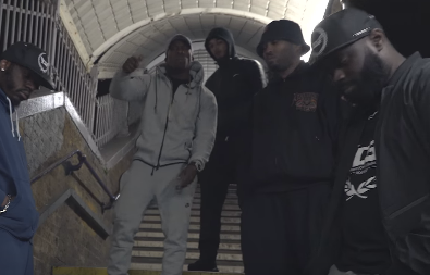 P MONEY FT. DESPERADO, RUGER, BLACKS & LITTLE DEE - PARADISE [MUSIC VIDEO]