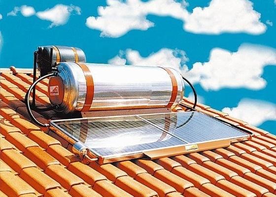 aquecimento de água em edifícios