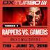 BET & Wingstop To Host HipHopDX's 3rd Annual Rappers VS Gamers Tag-Team Tournament: #DXTURBO III