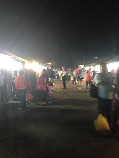 Brinchang Night Market