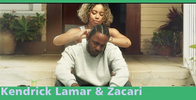 Kendrick Lamar - Love ft. Zacari