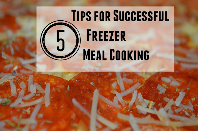 Tips for Freezer Meal Cooking