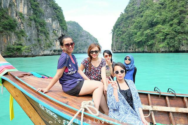 pileh lagoon phiphi island