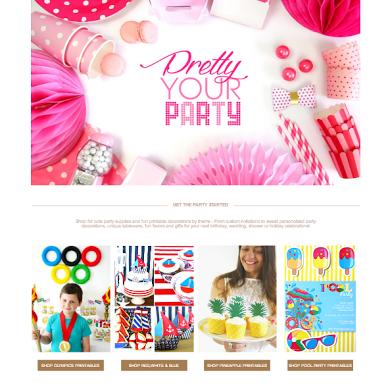 Bird's Party Shop Back Online