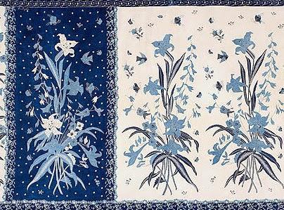 Pola Batik Buketan  Batik Tradisional Indonesia