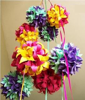 decoração carnaval
