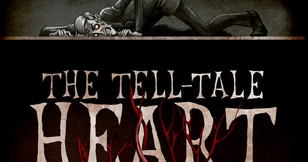 psychosis and guilt in the tell tale In the tell-tale heart, it symbolizes the narrator's guilt he hears the heart twice, immediately before killing the old man and when the police are investigating.