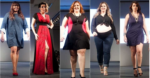Confira as tendências de moda do 12ª Fashion Weekend Plus Size Verão 2016 para gordinhas - Vídeos