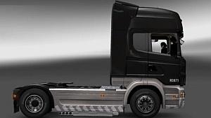 Scania Stobart Pirelli Truck
