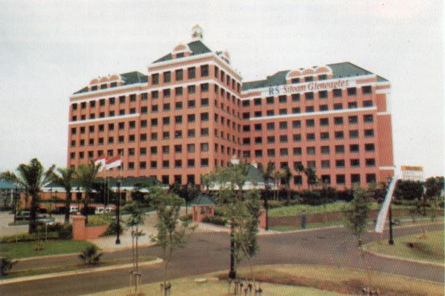 hotel siloam gleneagles, 1996