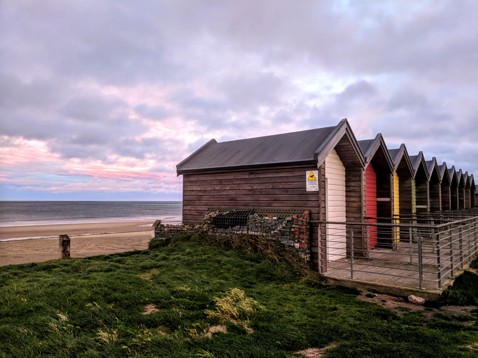 10 of the best family walks in North East England with a cafe and play park nearby - South Beach Blyth