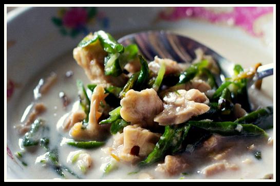 Sayur Lombok Ijo Makanan Khas Dari Gunung Kidul Yogyakarta
