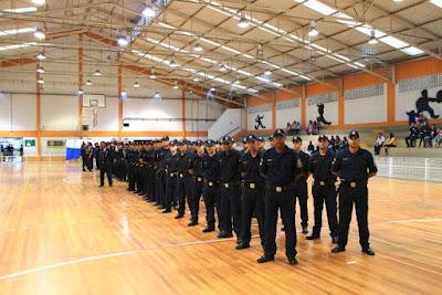 Guarda Civil de Taboão realiza formatura de novos policiais