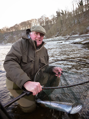 Salmon Fishing Scotland 2014 Tay Salmon Season to be opened by Scotland's First Minister.