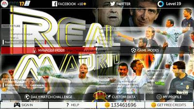 FTS Mod FIFA 17 Super HD Apk crack