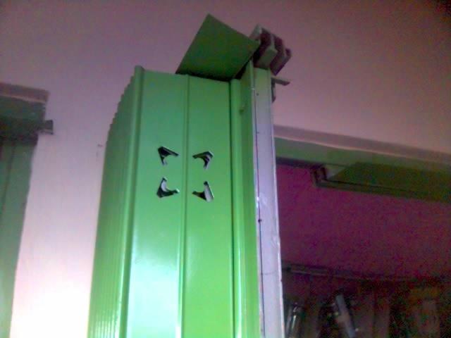 spesialis fabrikasi pintu harmonika Tambun