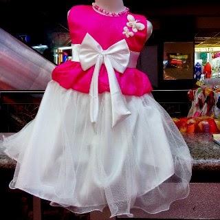 e0c92ccf3108 Gaun Atasan Pink - Butik Gaun Murah