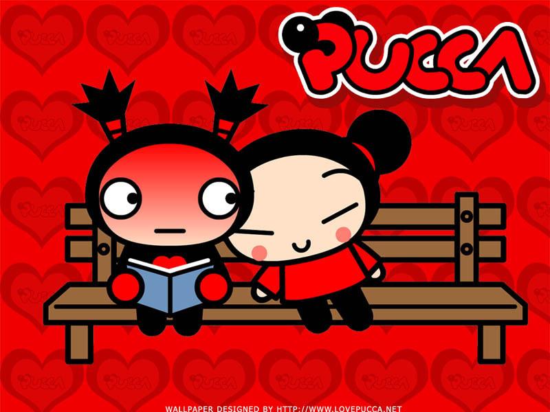 ~the jaRouka parade: PUCCA and GARU Cosplay