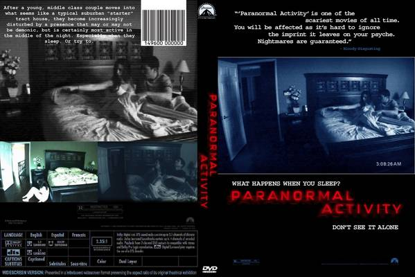paranormal activity 5 cover - photo #16